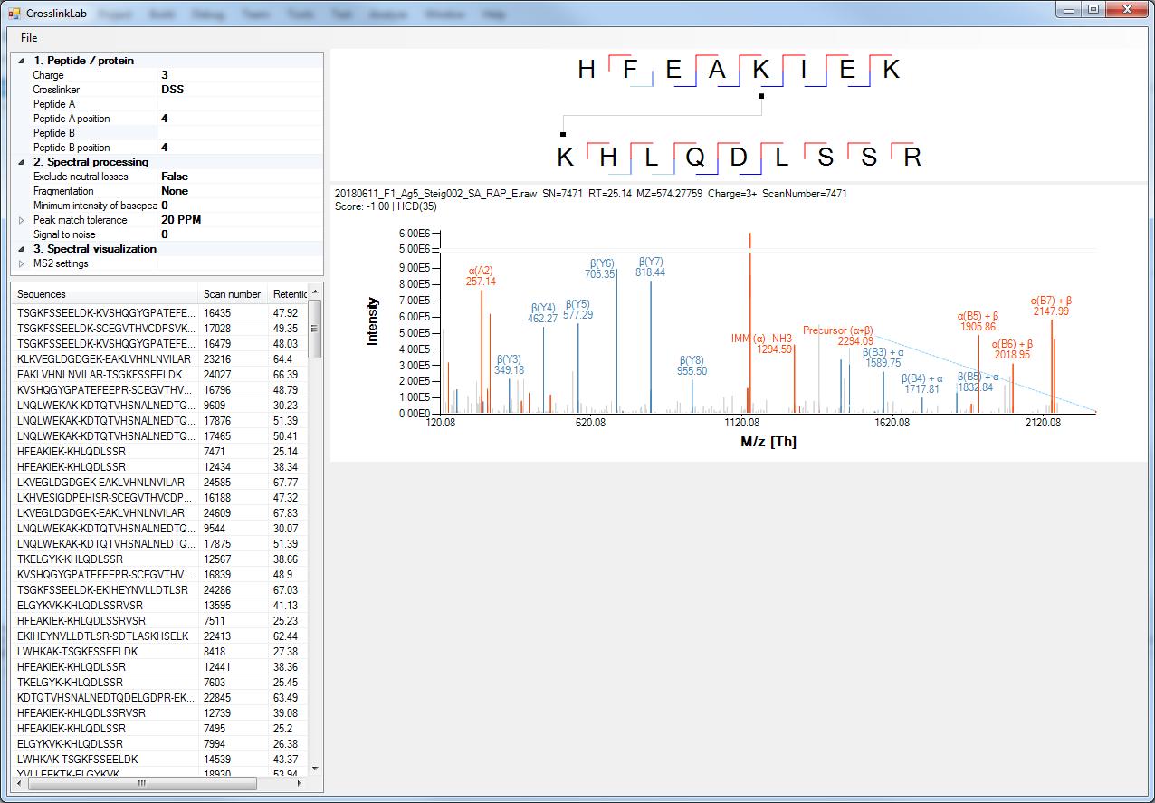 Hecklab com | XlinkX for Proteome Discoverer